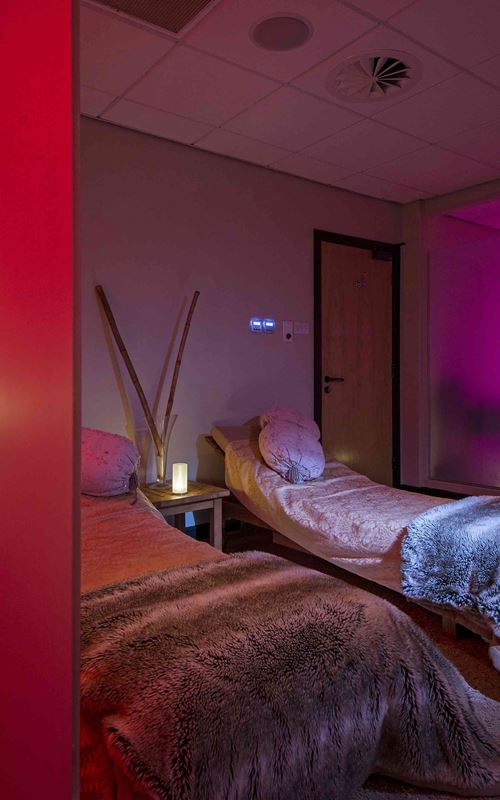 Vale Spa Double Treatment Room