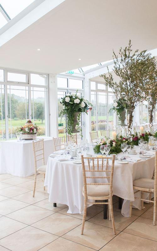 wedding room specifications vale resort