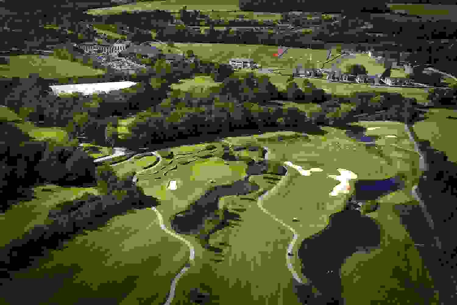 Wales National Course and Sport Pitches at the Vale Resort
