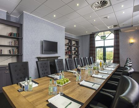 Conference set up in Boardroom - Vale Resort