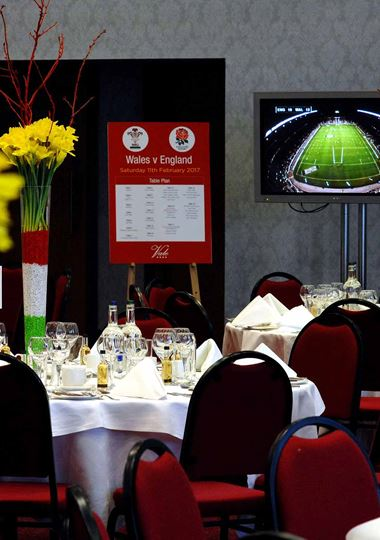 Corporate Hospitality Banner