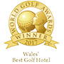 World Golf Awards logo
