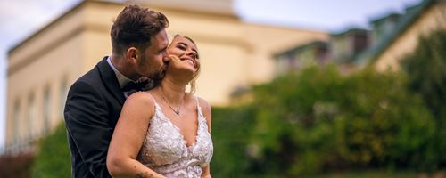 Real Life Wedding: Matthew and Jordan Image